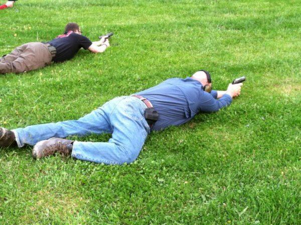 NRA Defensive Pistol