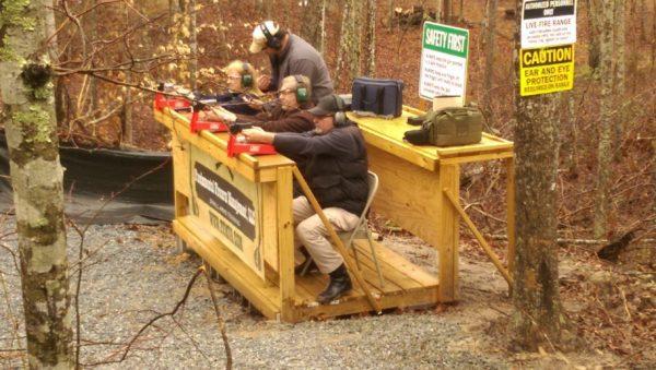NRA Basic Pistol Shooting