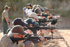 NRA Basic Rifle Shooting