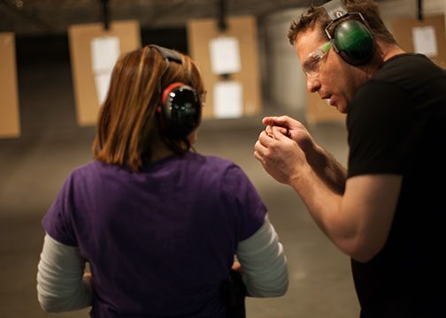 One-on-One Firearms Training