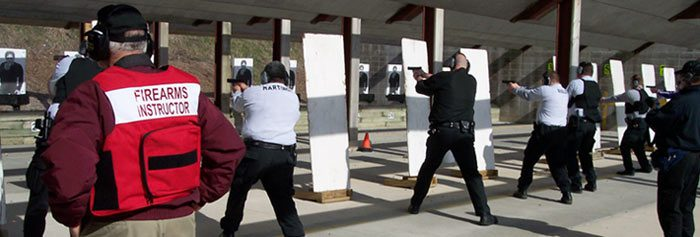 Mobile Firearms Training