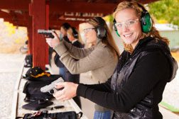 Group Firearms Training