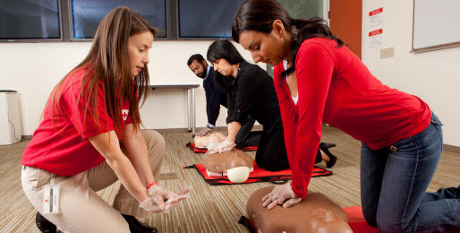 ARC Adult & Pediatric First Aid/CPR/AED
