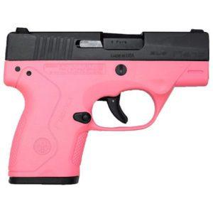 Beretta Nano Pink Ribbon Handgun