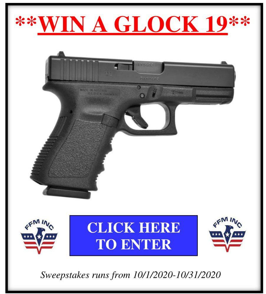 Win a Glock 19!!