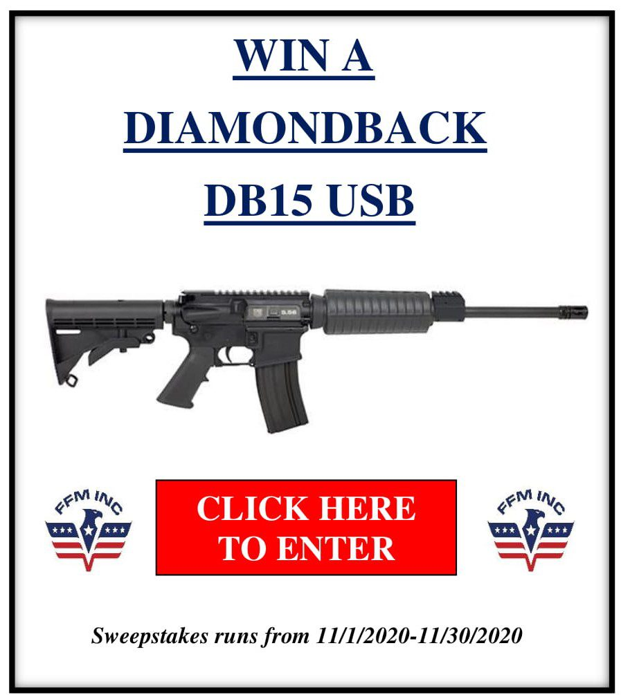 Win a Diamondback DB15!!