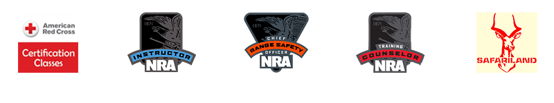 NRA Instructor Certification, Multi-State CCW, Defensive Handgun, Tactical Rifle, Home Firearm Safety, NRA Range Safety Officer Certification, OC Aerosol, Expandable Baton, and American Red Cross Certification. FFM offers a variety of services including Home Security Assessments, Process Service, Shooting Range, and SOP Development. We are also a Licensed Training Provider for the American Red Cross, and registered DOD Contractor